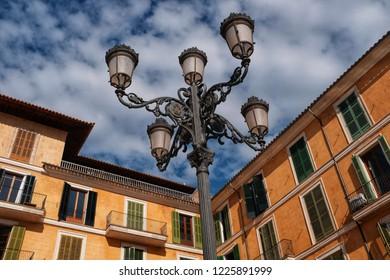 Mallorca architecture, Spain