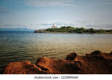 Mallorca coast, Spain