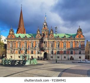 Malmo Town Hall, Sweden