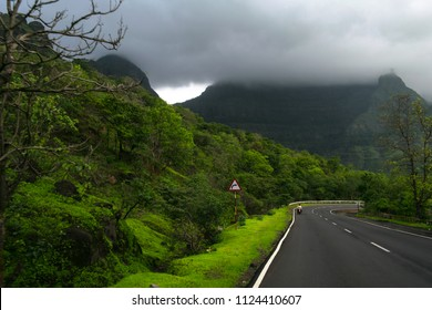 Malshej Ghat is a mountain pass in the Western Ghats range in the Thane-Pune Road of Maharashtra, India