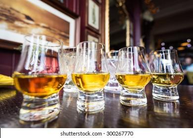 Malt Whisky glass