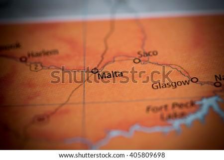 Malta Montana USA Stock Photo (Edit Now) 405809698 - Shutterstock on