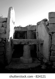 Malta Temples - Hagar Qim