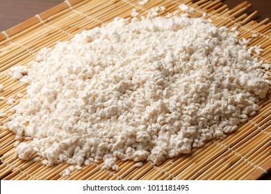 Malted rice Koji