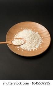 malted rice (Koji)