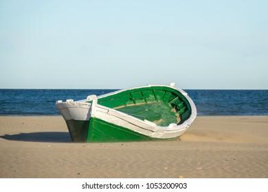 The Boat Broken Images, Stock Photos & Vectors | Shutterstock