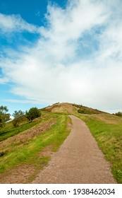 Malvern hills in the springtime - Shutterstock ID 1938462034
