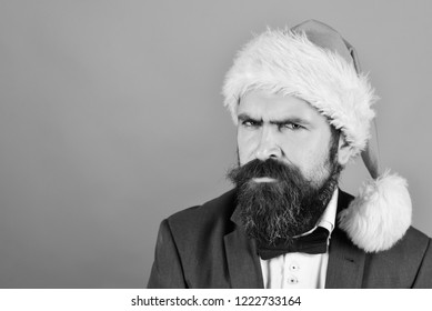 3625ce57346 Hunter Winter Fur Hat Man Portrait Stock Photo (Edit Now) 52634425 ...