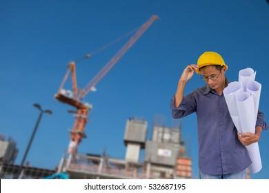 Man Builder worker