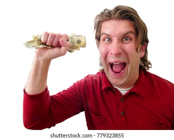 Man with Cash