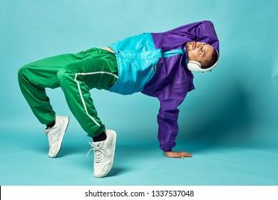the man is dancing breakdown