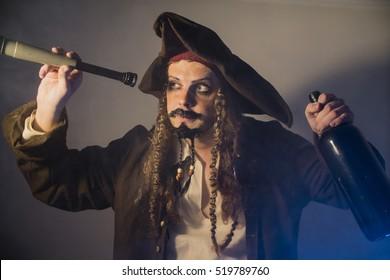 Pirate Jack Images, Stock Photos & Vectors | Shutterstock