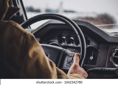Man Truck Images, Stock Photos & Vectors | Shutterstock