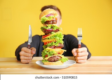 Man Eating Meal Images, Stock Photos & Vectors | Shutterstock