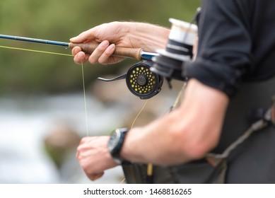 33f0d8e1a Imágenes, fotos de stock y vectores sobre Fly Fisher | Shutterstock