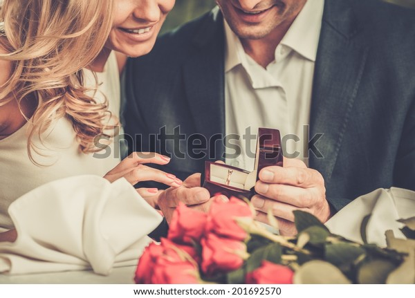 Поздравление с предложением выйти замуж