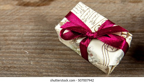 523bc06f41 Man Holding Christmas Presents Laid On Stock Photo (Edit Now ...
