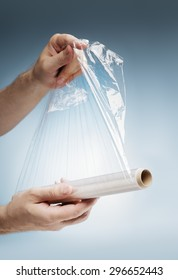 Cling Wrap Images, Stock Photos & Vectors | Shutterstock