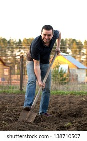 Man hole soil