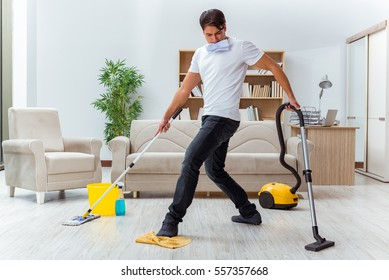 Funny Cleaning High Res Stock Images Shutterstock