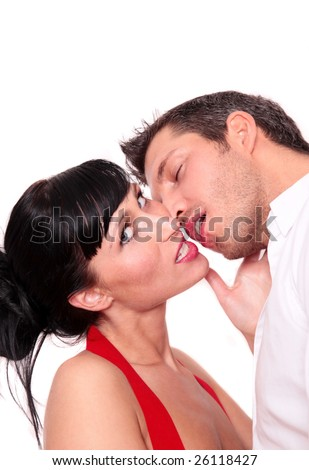 what to do after kissing a girl