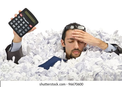 Money Frustrated Images, Stock Photos & Vectors   Shutterstock