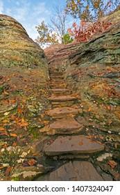 Garden Of The Gods Illinois Images Stock Photos Vectors Shutterstock