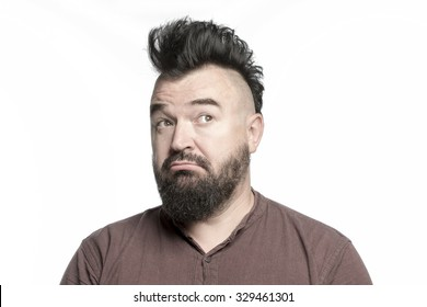 Women in their 20s dating men in their 40s with a mohawk