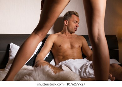 Man not aroused by his woman