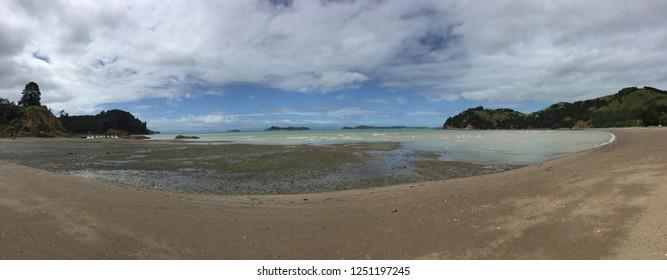 Man O War Bay, Waiheke, New Zealand