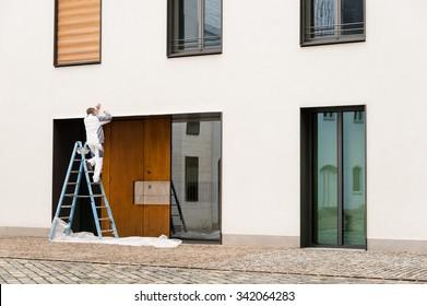Exterior Wall Images Stock Photos Vectors Shutterstock