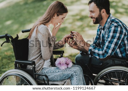 dating a guy in a wheelchair
