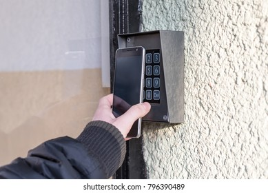 Nfc Access Control Stock Photos, Images & Photography | Shutterstock