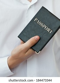 Man with Passport