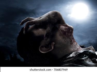 Man possessed