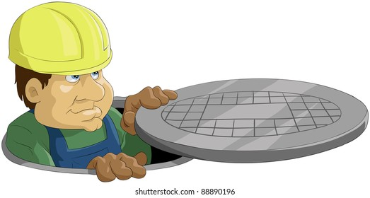 Image result for sewer clipart
