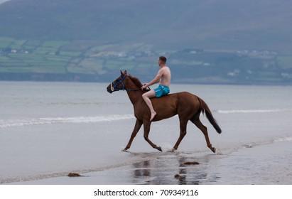 Man Riding Horse Images, Stock Photos & Vectors | Shutterstock