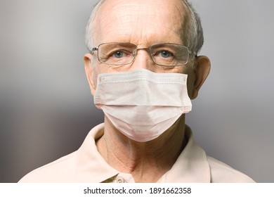 Man with safety mask from coronavirus. Covid-19 outbreak around the world