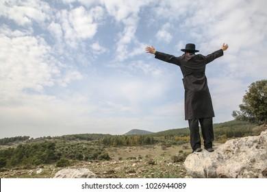 Man seeks God in far away field