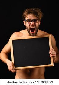 Naked nerd Nerdy »