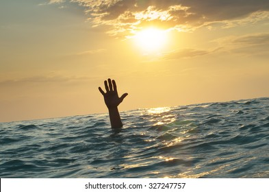 Drowning Person Images Stock Photos Amp Vectors Shutterstock