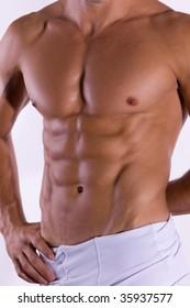 Man torso
