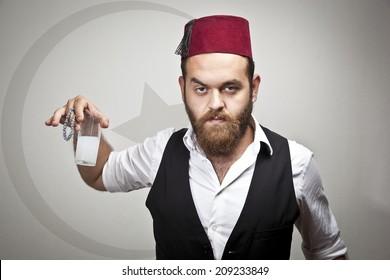 Turkish Hat Images, Stock Photos & Vectors   Shutterstock