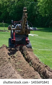 Trenching Images, Stock Photos & Vectors   Shutterstock