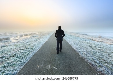 Royalty Free Lonely Man Stock Images Photos Vectors