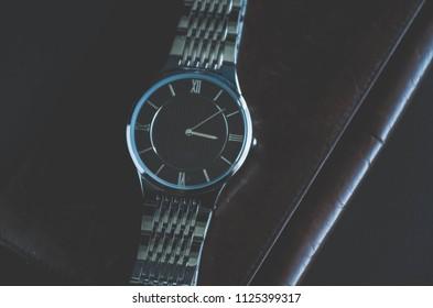 man watch design style