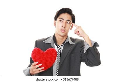 Man who heartbreak