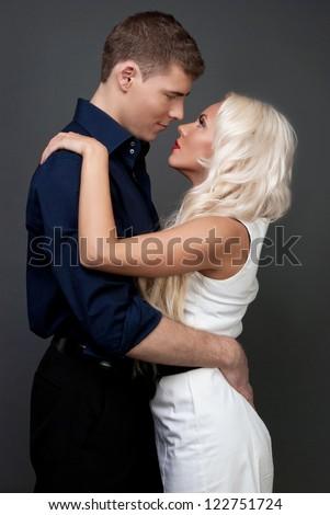Sexy love women and men
