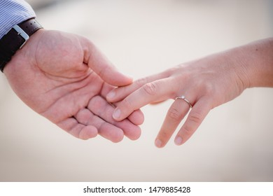 Two Fingers Touching Images, Stock Photos & Vectors
