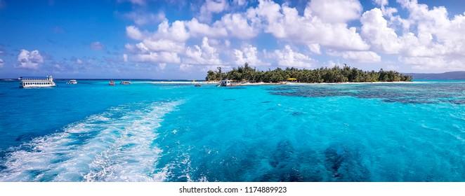 managaha island , saipan